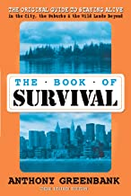 Best anthony greenbank the book of survival Reviews
