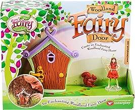 My Fairy Garden Woodland Fairy Door Toy (Multi-Colour) by My Fairy Garden