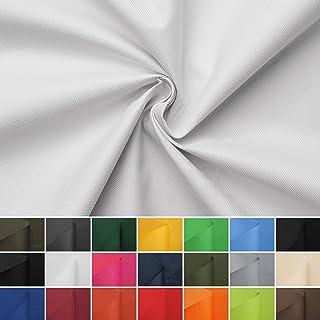 aktivstoffe Carry - Lona Impermeable - 100% poliéster - 21 Colores - por Metro (Blanco)