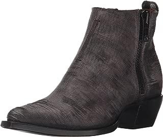 FRYE Women's Sacha Moto Shortie Ankle Bootie
