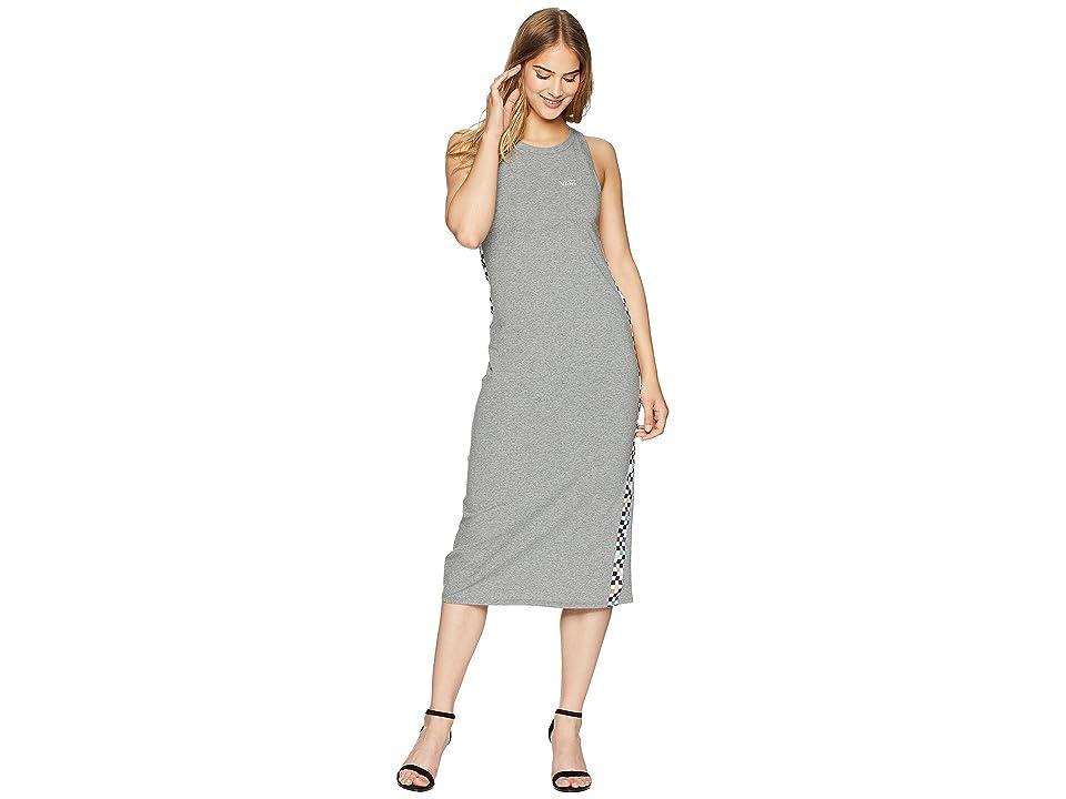 Vans Checkered Dress (Grey Heather) Women