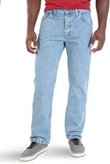 bdea3b9d300 Wrangler Authentics Men s Big and Tall Classic 5-Pocket Regular Fit Jean