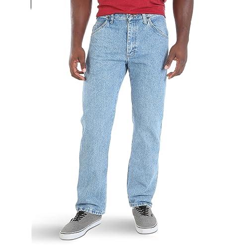 463a97513a Wrangler Authentics Men s Classic 5-Pocket Regular Fit Jean