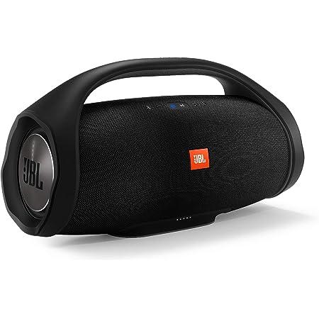 JBL Boombox 60 Watt 1.0 Channel Wireless Bluetooth Portable Speaker (Black)