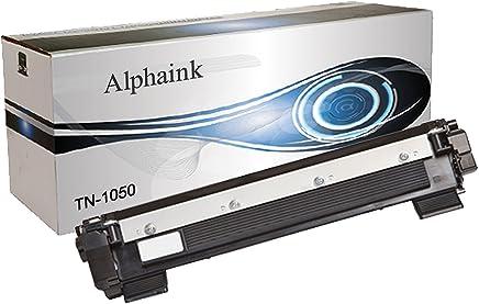 AI-TN-1050 Toner compatibile per Brother HL1110 HL1112A HL1210 DCP1510 DCP1512 DCP1512A DCP1610 DCP1612 MFC1810 MFC1815 MFC1910 MFC1910W TN1050 TN1000 Resa 1.000 pagine