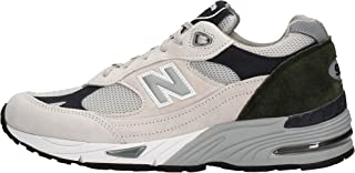 NEW BALANCE M991WGN Made in England Limited Edition WhiteGrey-Green