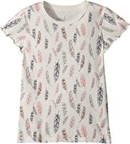 PEEK - Feather Tee (Toddler/Little Kids/Big Kids)