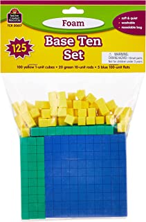 Teacher Created Resources Foam Base Ten Set (20617)