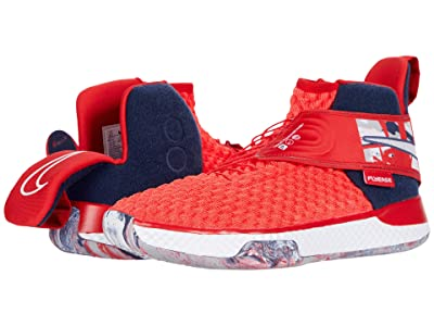 Nike Air Zoom UNVRS (University Red/White/Midnight Navy) Shoes
