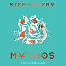 stephen fry greek myths audio