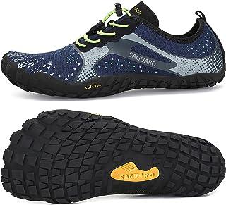 أحذية مياه SAGUARO للرجال والنساء والأطفال في الهواء الطلق أكوا بيرفوت حذاء شاطئ للسباحة وصالة الألعاب الرياضية