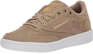 Reebok Women's Club C 85 Metallic Mesh Walking Shoe