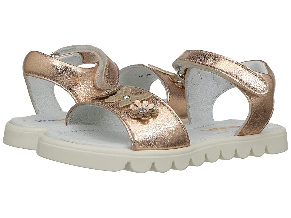 Kid Express Bodhi (Toddler/Little Kid) (Rose Gold Metallic) Girl