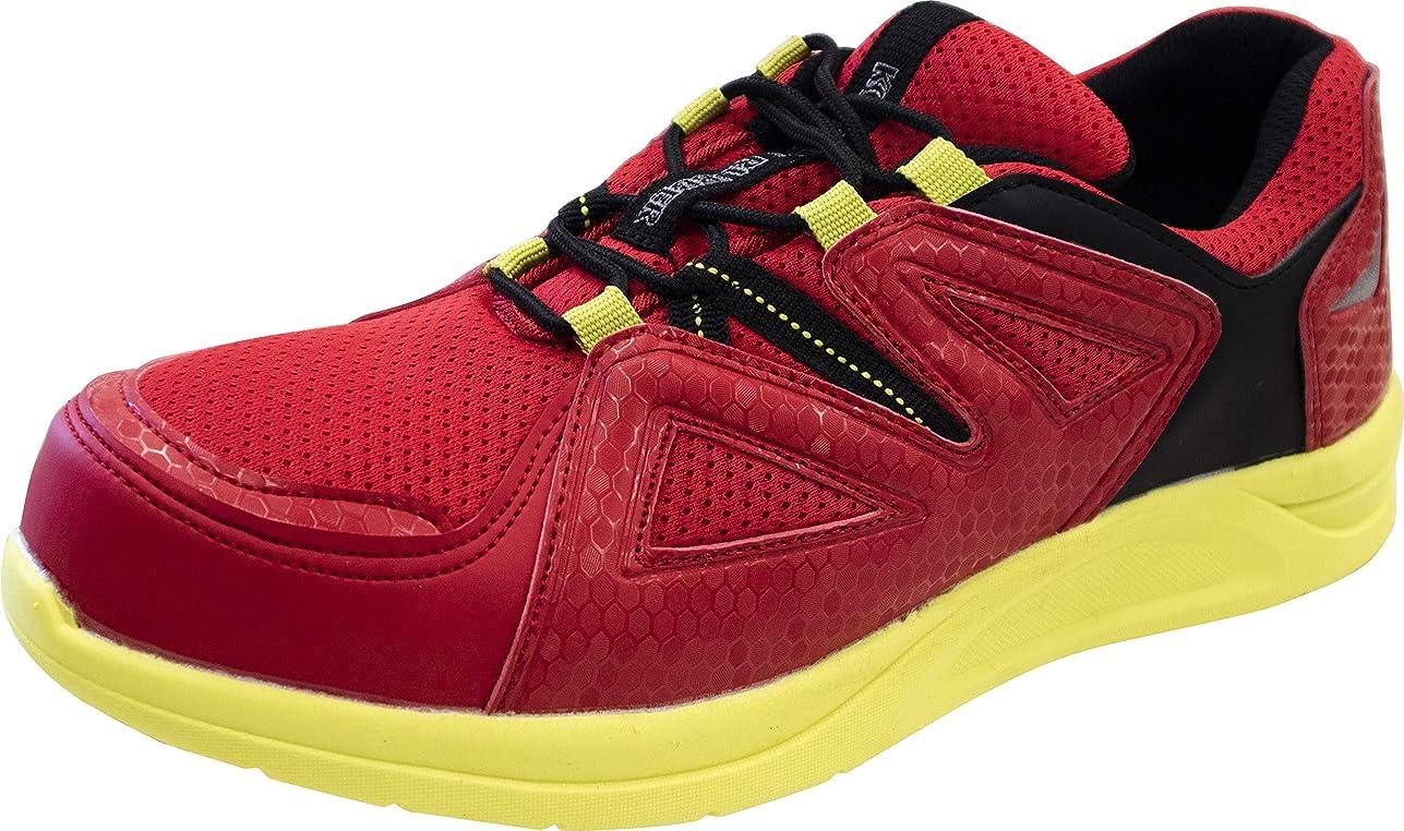 チャペル基礎理論すり防水?耐滑作業靴 安全タイプ ファントムライトFCL-700WR