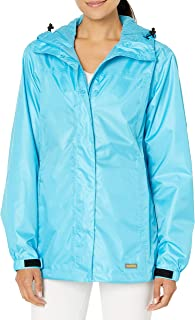 Solstice Apparel Women's Taped Rain Jacket