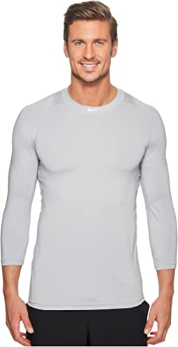 Nike Pro 3/4 Sleeve Baseball Top
