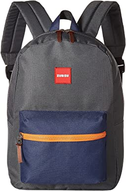 ZUBISU Get It In Grey Small Backpack