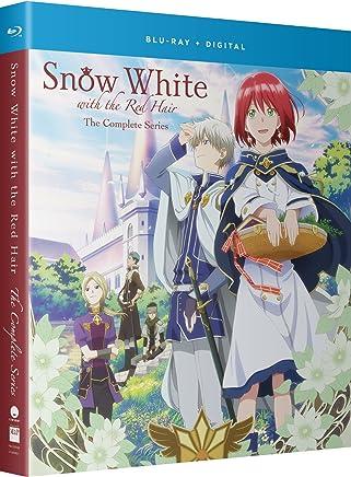 赤髪の白雪姫 コンプリート ブルーレイ(第1期+第2期 全24話)[Blu-ray リージョンA](輸入版)