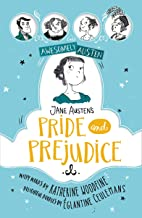 Jane Austen's Pride and Prejudice (Awesomely Austen - Illustrated and Retold) (English Edition)
