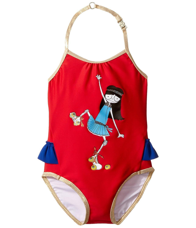 [マークジェイコブス] Little Marc Jacobs レディース Miss Marc One-Piece Swimsuit (Infant) 水着 [並行輸入品]