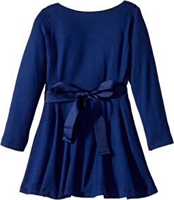Polo Ralph Lauren Kids - Belted Jersey Dress (Toddler)