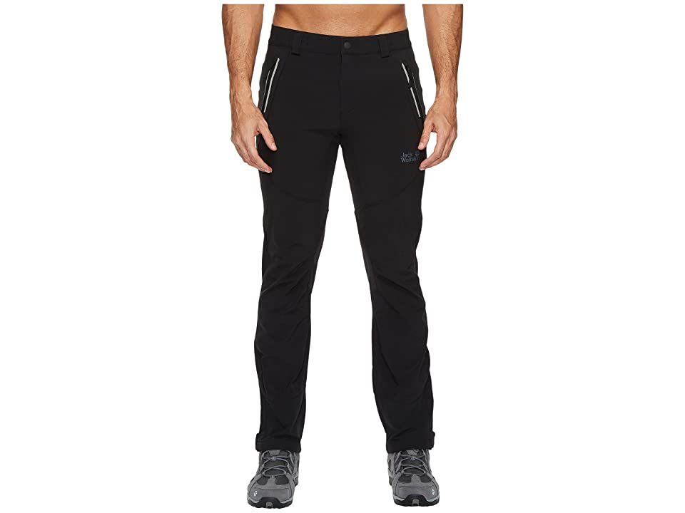 Jack Wolfskin Gravity Slope Pants (Black) Men