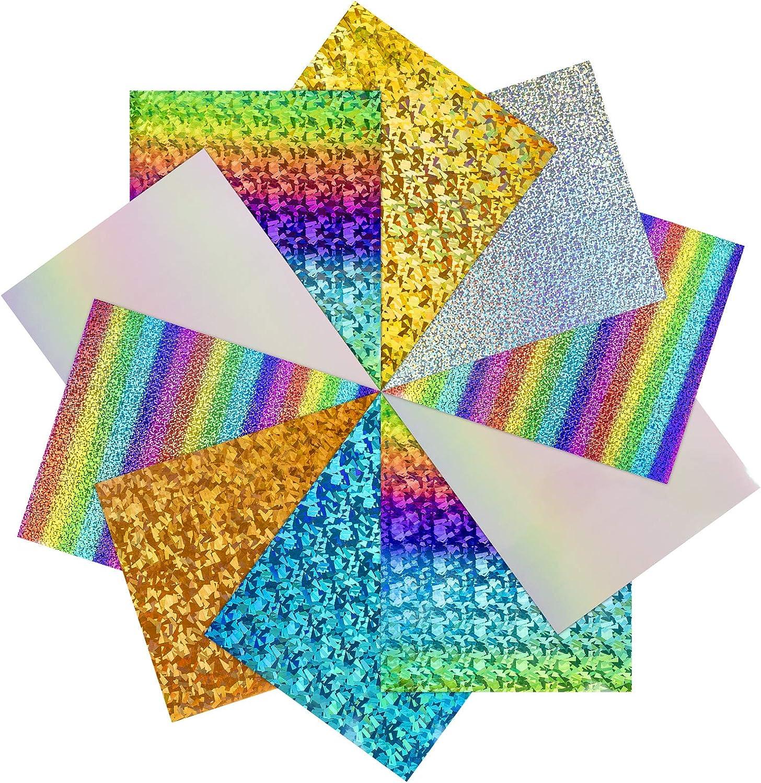 Max 76% OFF JANDJPACKAGING Holographic Heat Transfer Vinyl Fashion - Hologra 12