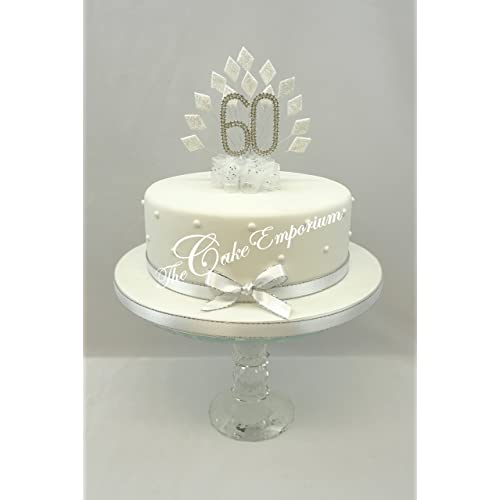 Wedding Anniversary Cake Topper Amazoncouk