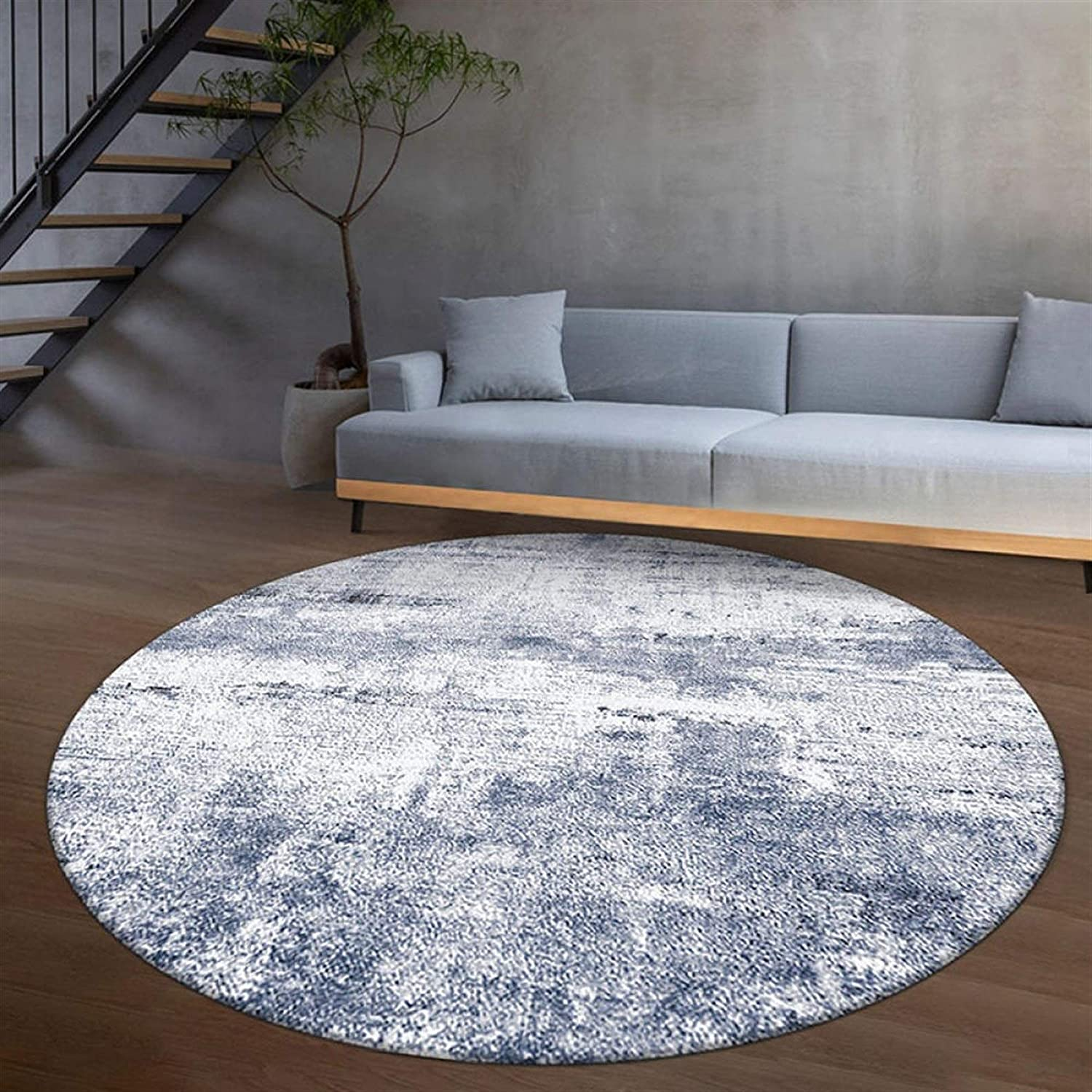 Wuyuana Carpet Wholesale Round Living Room Table Coffee Mat Cheap sale Bedroom