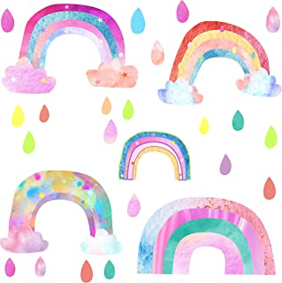 Best pastel rainbow wall decal Reviews