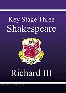 KS3 English Shakespeare Text Guide - Richard III