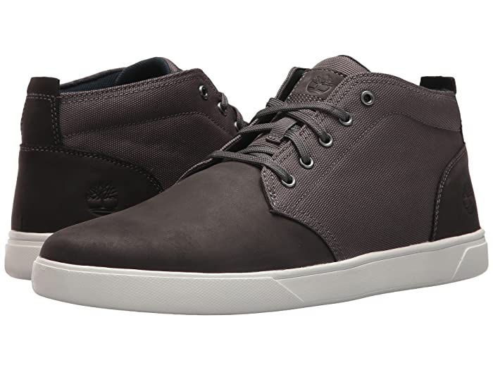 40e4267bd48 Groveton Leather and Fabric Chukka