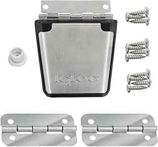 Igloo Cooler Replacement Stainless Steel Latch & Hinge Kit