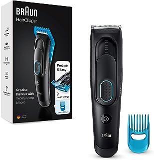 comprar comparacion Braun HC 5010 - Máquina de cortar pelo profesional, cortapelos con 9 longitudes de corte, negro