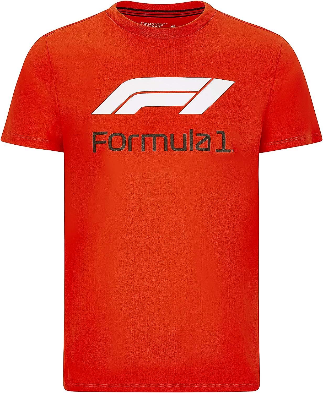 Formula 1 Tech Collection F1 Red Men's Navy trend rank #1 T-Shirt Alternative dealer