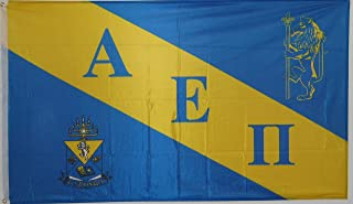 Greek Star Alpha Epsilon Pi Official 3' X 5' Flag - Officially Approved