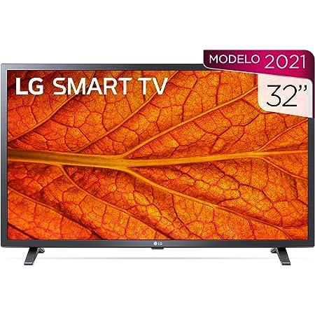 """Pantalla LG 32"""" HD Smart TV LED 32LM637BPUB AI ThinQ 2021"""