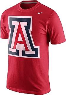 Arizona Wildcats Men's Mascot Oversized Logo Tri-Blend T-Shirt