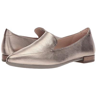 ECCO Shape Pointy Ballerina II (Warm Grey Cow Leather) Women