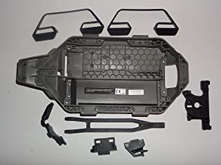 Traxxas Slash 4X4 VXL LCG Chassis with Battery Hold Down LCG