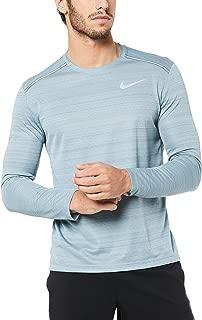 Nike Australia Men's Dri-FIT Miler Long-Sleeve Running Top