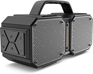 BUGANI Bluetooth Speaker, M83Portable Bluetooth Speakers,Bluetooth 5.0,Waterproof,..