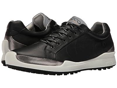ECCO Golf BIOM Hybrid Hydromax (Black/Black Solid) Men