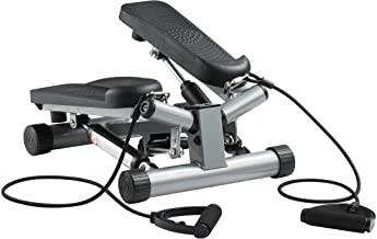 Ultrasport Up-down-stepper, mini-fitnessapparaat incl. LCD-trainingscomputer met vele functies, fitness training voor thui...