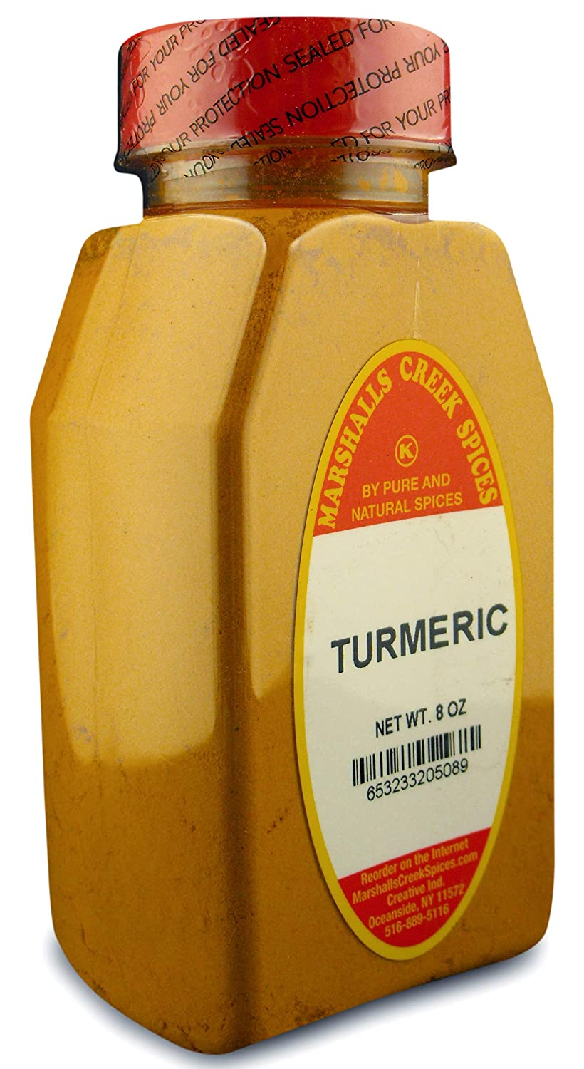 Marshalls Creek Spices Turmeric Powder of Ounce 12 New life Cheap mail order specialty store 8 Pack