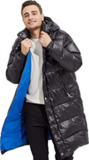 Orolay Womens Winter Down Coat Mens Warm Puffer Down Jacket