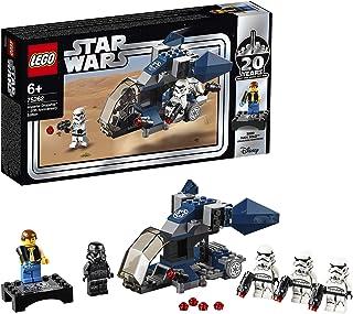 LEGO Star Wars - Imperial Dropship – Édition 20ème Anniversaire - Jeu de construction - 75262
