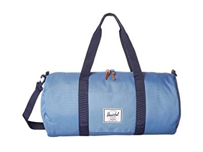 Herschel Supply Co. Sutton Mid-Volume (Riverside/Peacoat) Duffel Bags