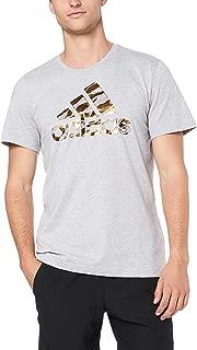 adidas Men BOS Foil Camo T-Shirt BOS Foil Camo T-Shirt