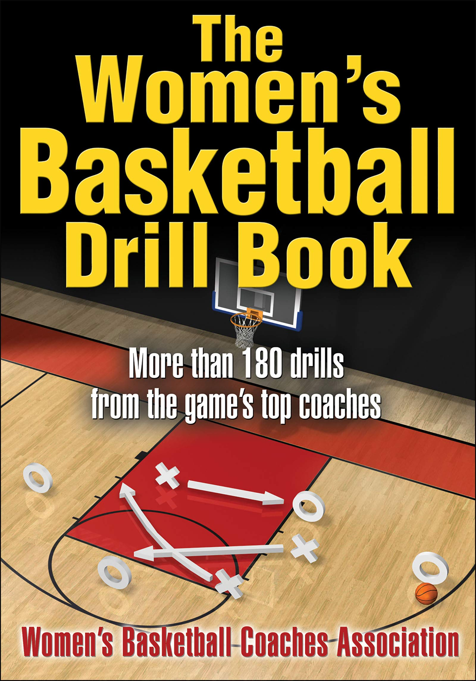 Image OfThe Women's Basketball Drill Book